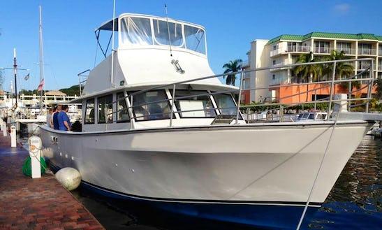 Boat Diving Trips Aboard 'sea Dweller Iii' In Key Largo, Florida
