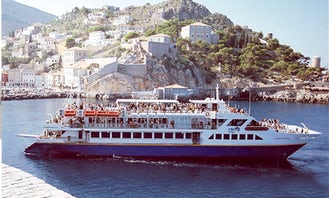 Daily Cruises to 3 Greek Islands