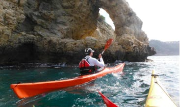 Enjoy The Costa Blanca All Year Aboard Kayaks Sea!