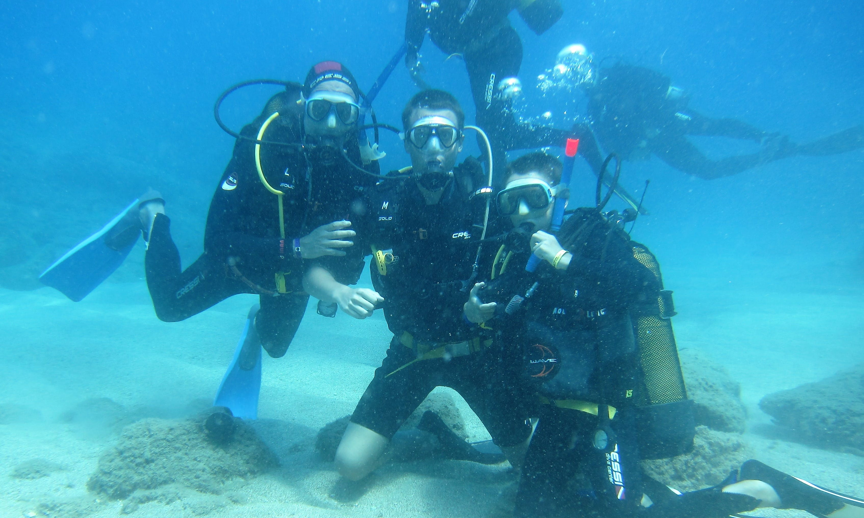 Scuba Lessons in Varese