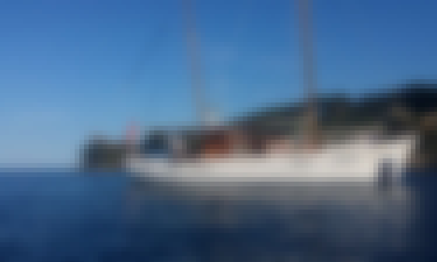 """Sailing Yacht """"Ambersea"""" in VILLEFRANCHE s/M Francia - Shipping in Mediterranean Sea"""