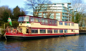 Riverboat Cruise in Nottingham