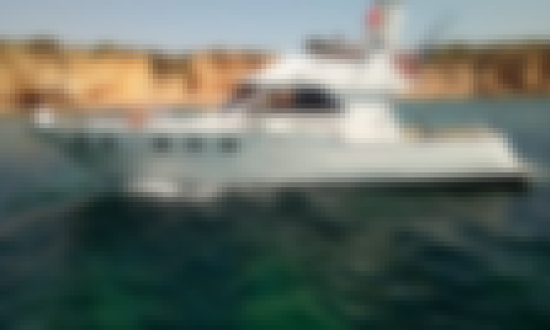 58' Striker Motor Yacht Charter for Up to 12 People in Albufeira, Portugal