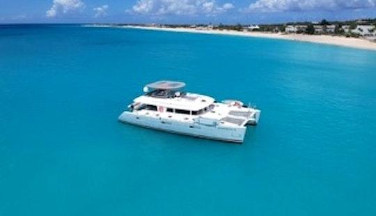 Sailing Catamaran Trips In Simpson Bay