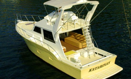 52ft Striker Motor Yacht Charter For Up To 15 People In Acapulco, Mexico