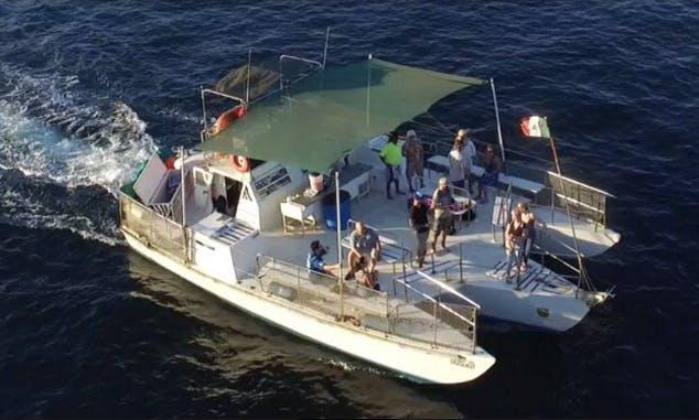 42 ft Triquest Yacht Rental in San Lucas, Mexico!