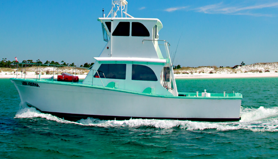 Head Boat Fishing Charter In Destin