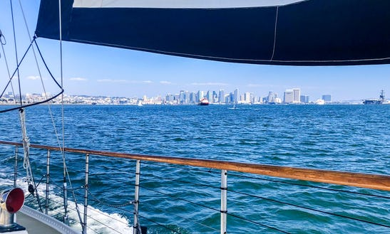 Cruising Monohull Rental In San Diego