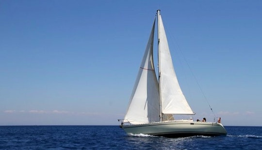 Enjoy Our Sailing Course In Larnaca, Cyprus!