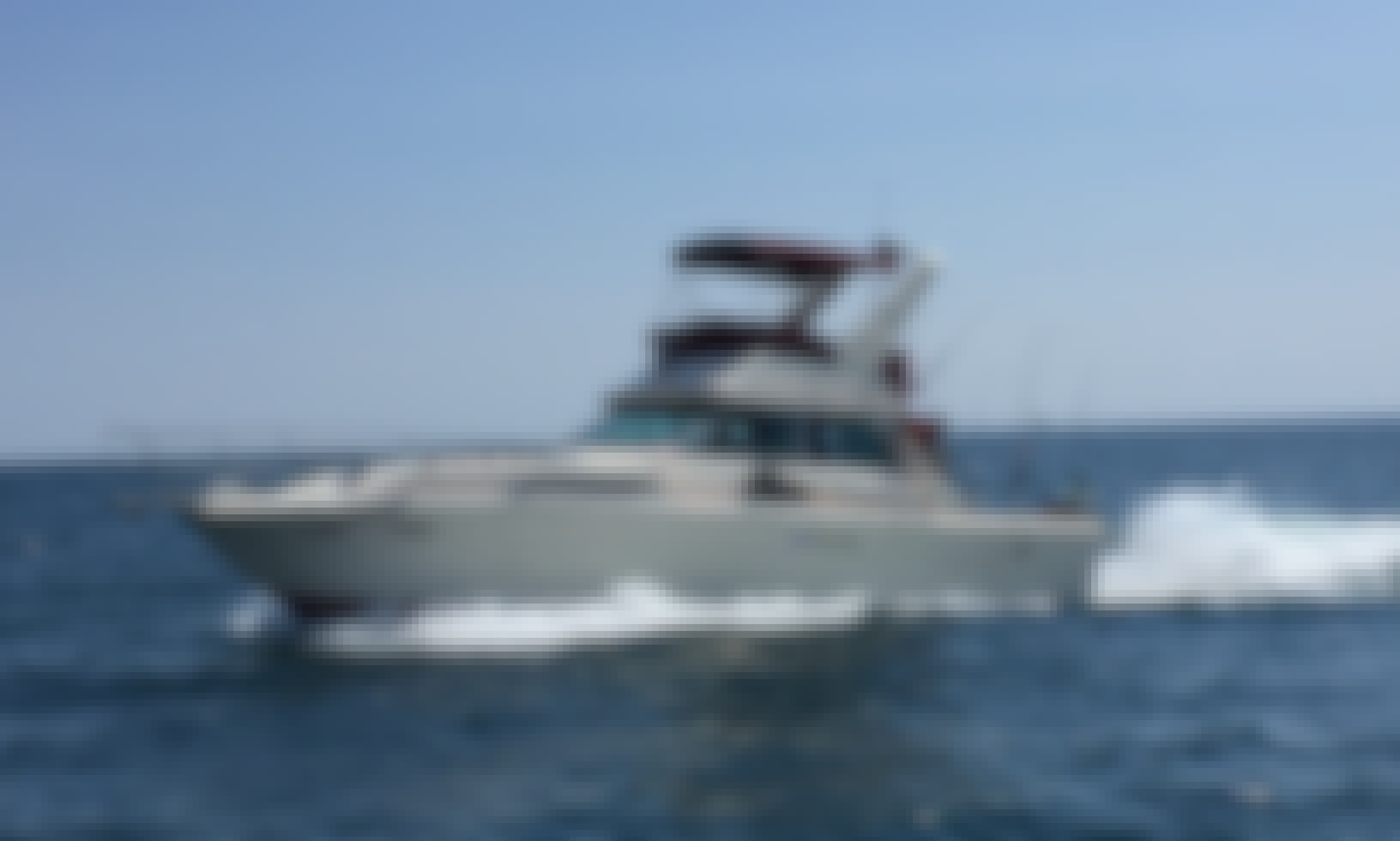 Fishing Charter for 6 people in Port Washington