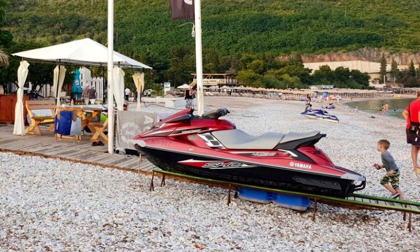 Amazing Jet Ski Rental in Budva, Montenegro