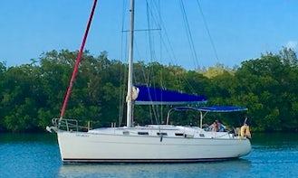 Sailing Adventures on Good Karma with Captain Jeff.