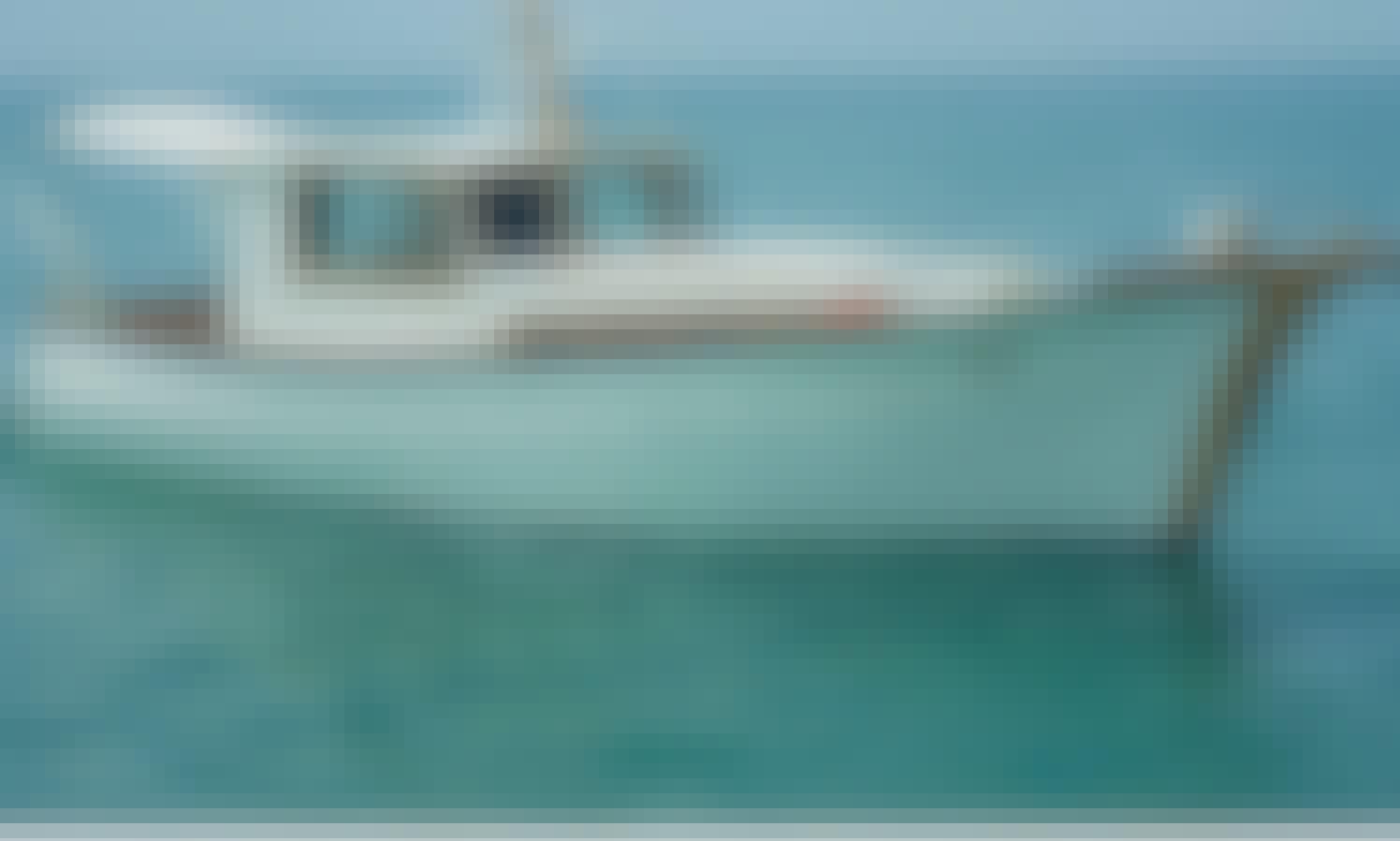 Norfeu Motor Yacht Charter in Formentera, Spain