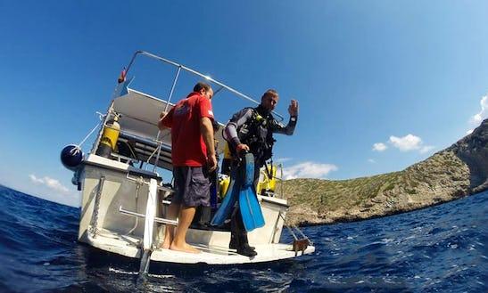 Diving Trips In Torrenova, Spain