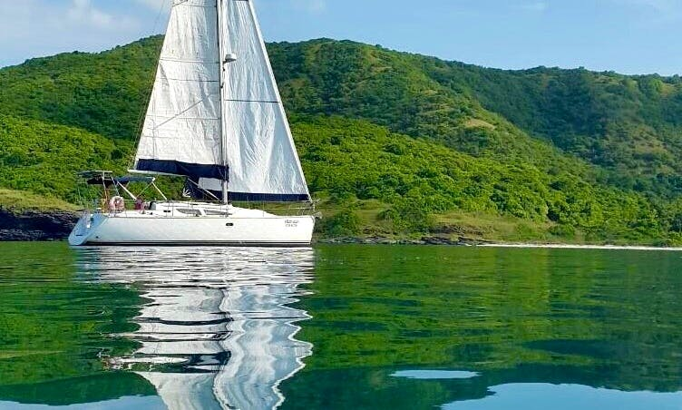 Sailing Yacht Sun Odyssey 35 rental in Pattaya