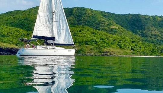 Sailing Yacht Sun Odyssey 35 Rental In Pattaya