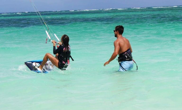 Exciting Kite Surfing Lesson in Tortola,  British Virgin Islands!