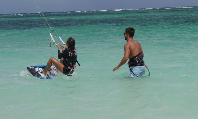 Exciting Kite Surfing Lesson in Tortola,  British Virgin Islands!