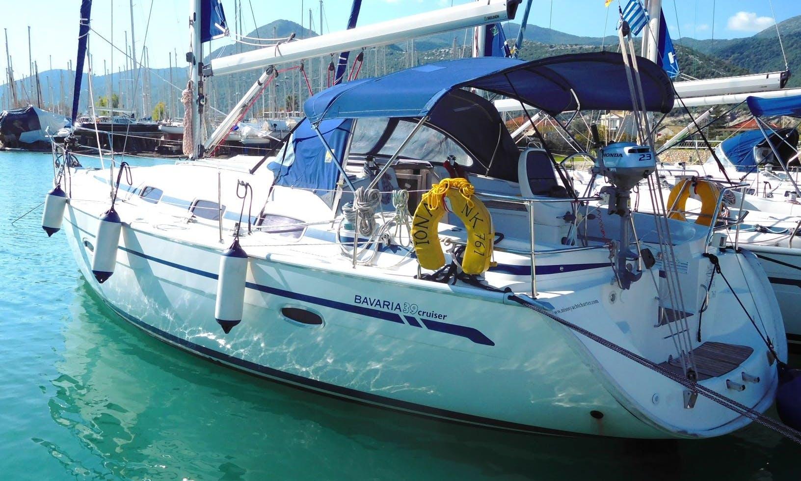 Iona - Bavaria 39ft (2007) Yacht Charter in Lefkada, Greece