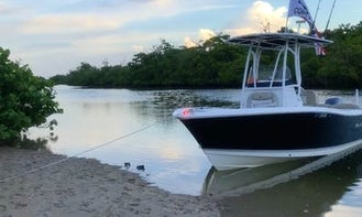 Party, Fish, Tons of Upgrades - Rent the 21' Nautic Star Center Console!