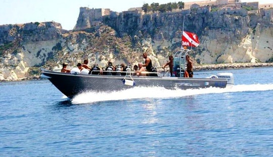 Diving Trips And Courses In Isole Tremiti