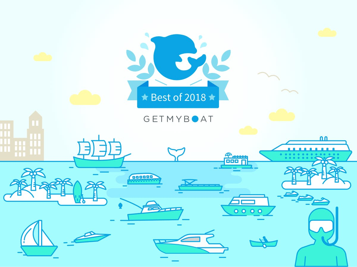 Best of GetMyBoat 2018