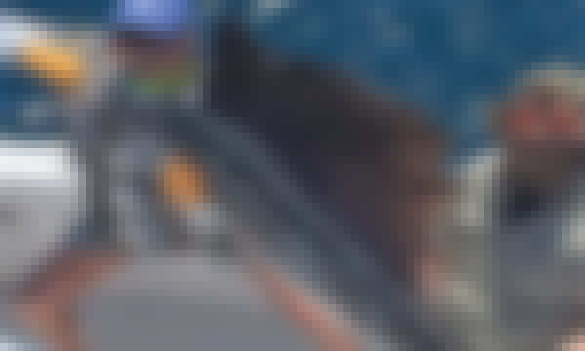 "42 ft Hatteras for charter in ""The Sportfishing Capital of the World"" Islamorada Fl"