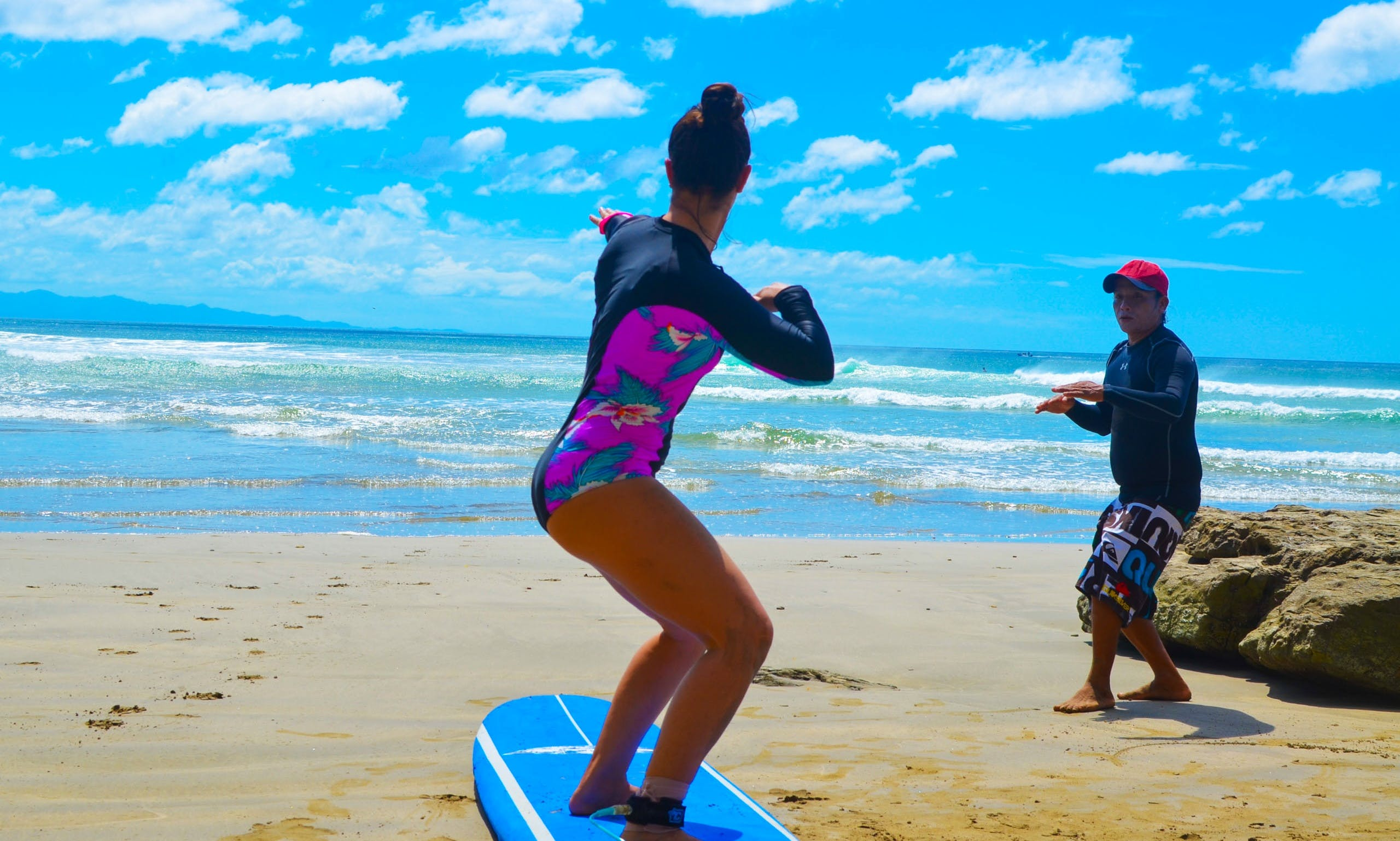 Surf Lessons in San Juan del Sur