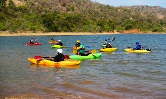 White Water Kayak Session and Single Kayak Rental in Chennai