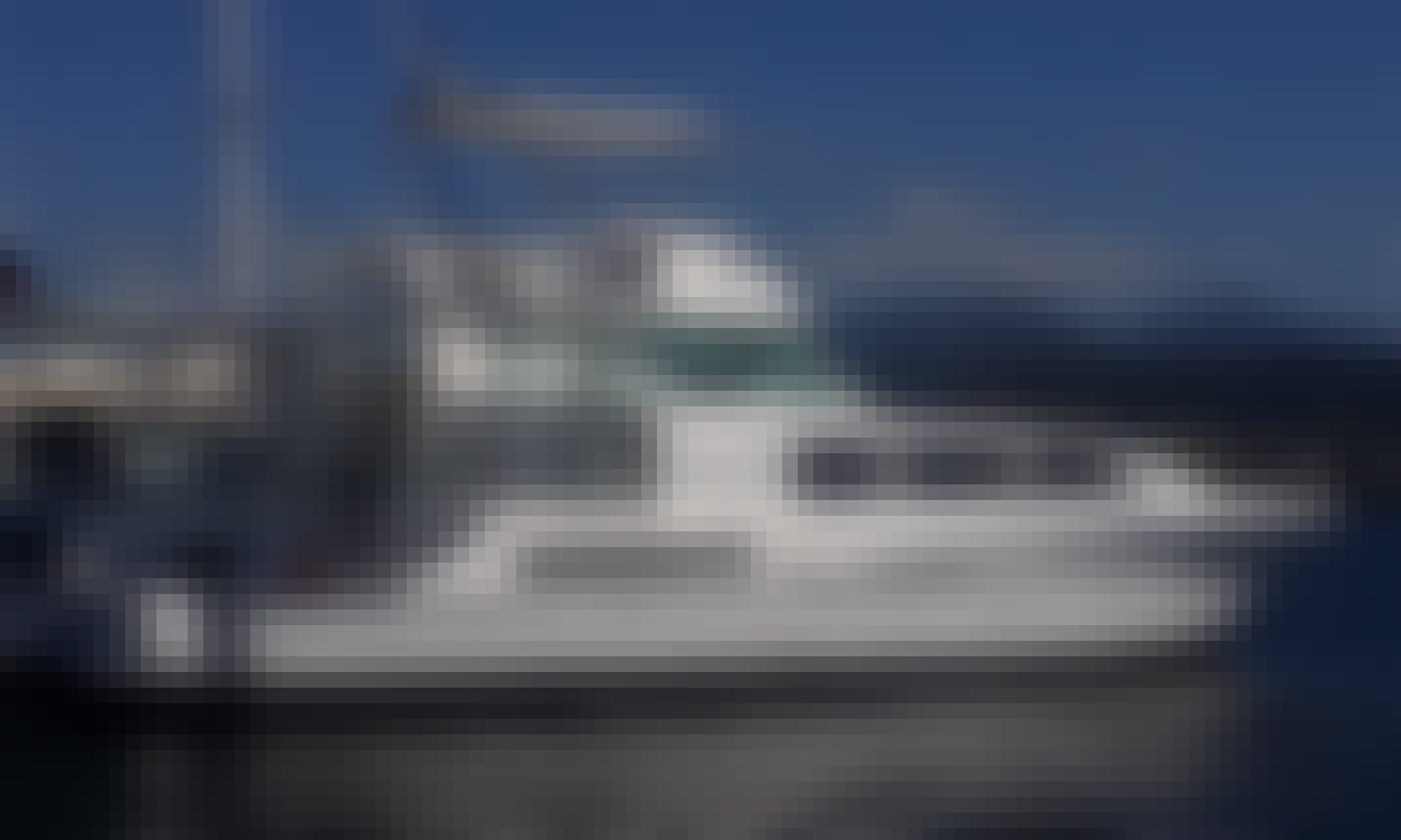 Motor Yacht Charter for 30 People in Olongapo, Philippines