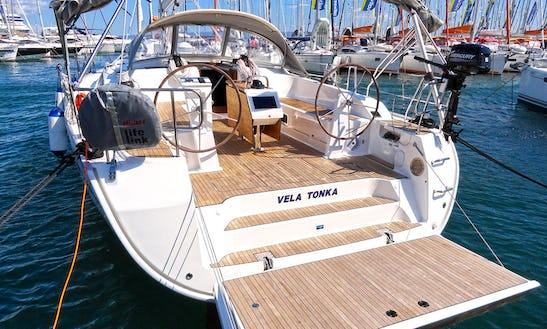 Charter This 51ft Bavaria Cruiser Yacht In Split, Croatia