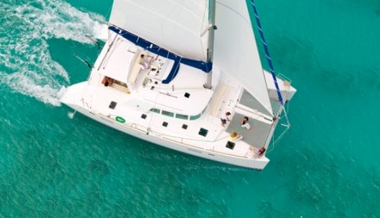 Attraversiamo - Cruising Catamaran Rental In Lisboa