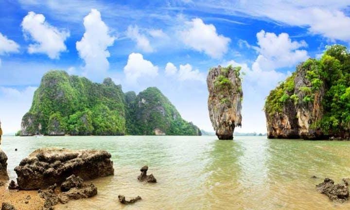 Dramatic Phang Nga Bay