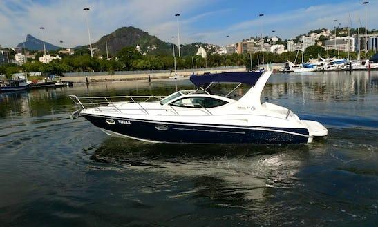 Real 27 Motor Yacht Rental In Rio De Janeiro, Brazil