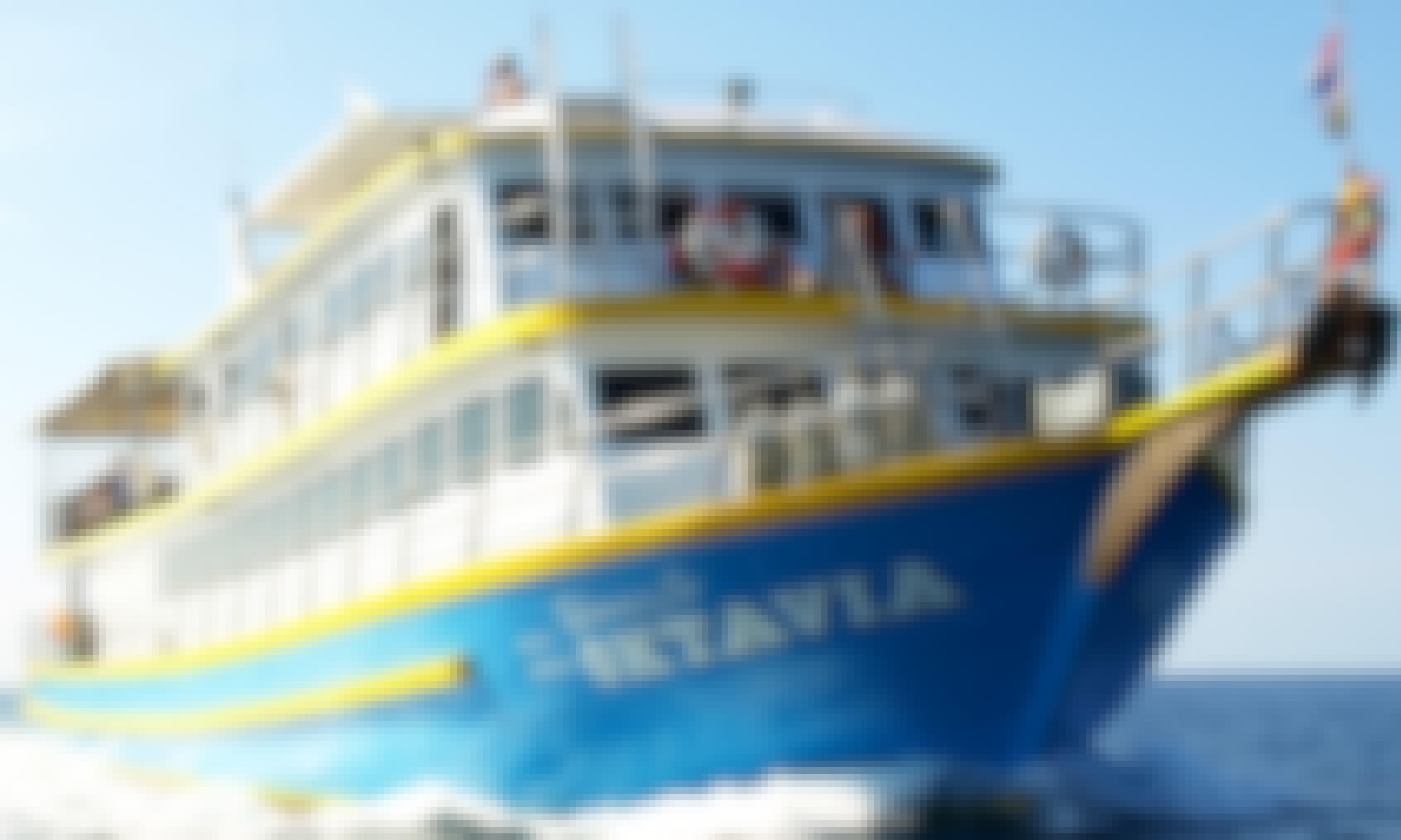MV Oktavia - Similan Islands Scuba Diving Liveaboard