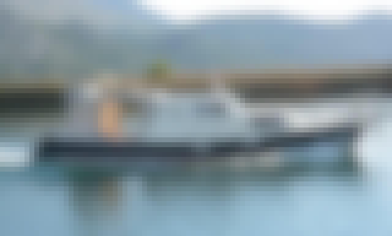 Houseboat rental in Opuzen