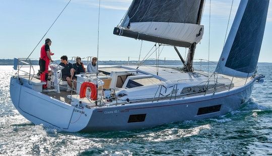 Beneteau Oceanis 46.1 Rental In Alimos, Greece