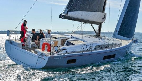 Beneteau Oceanis 46.1 Rental In Alimos, Greece