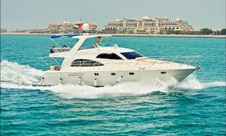 Mega Yacht rental in Dubai
