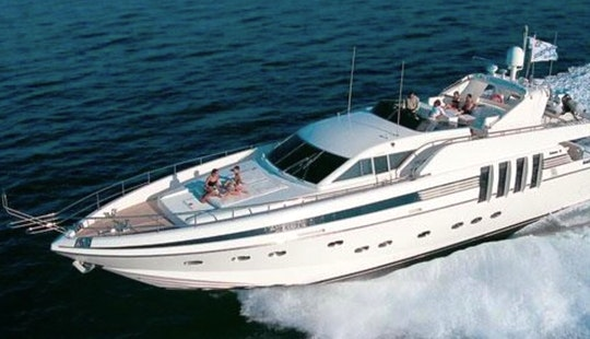 $€¥ Ұ€$ 89 Ft Motor Yacht From Owner