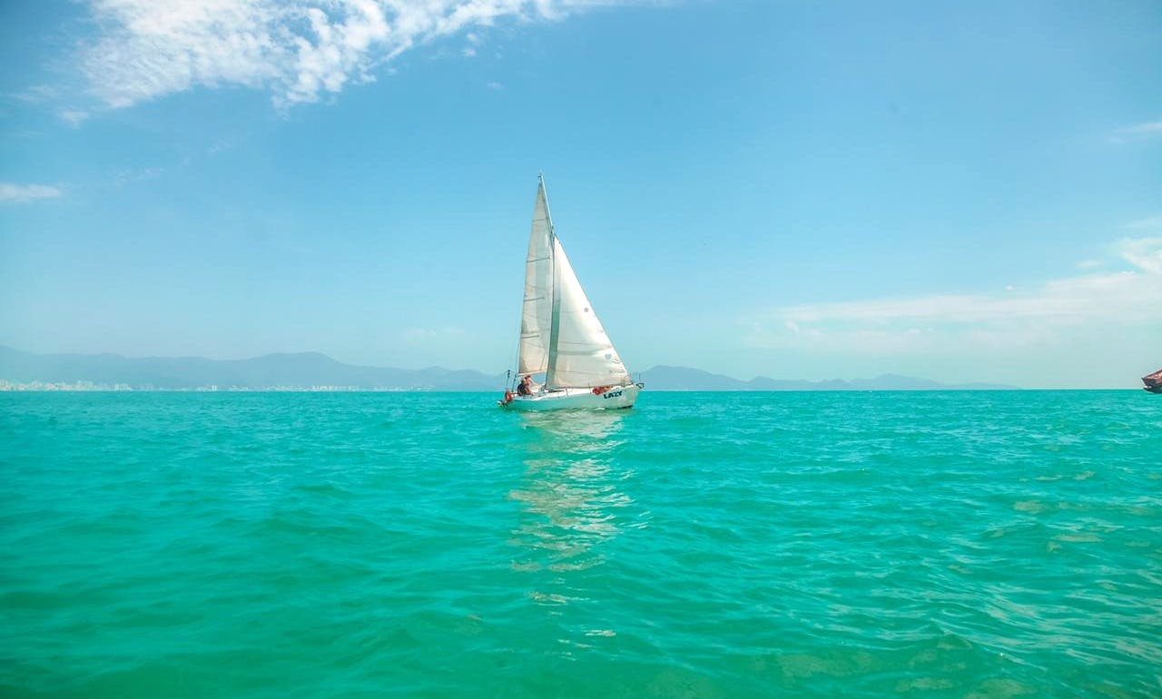 Let's Enjoy Sailing in Santa Catarina, Brazil