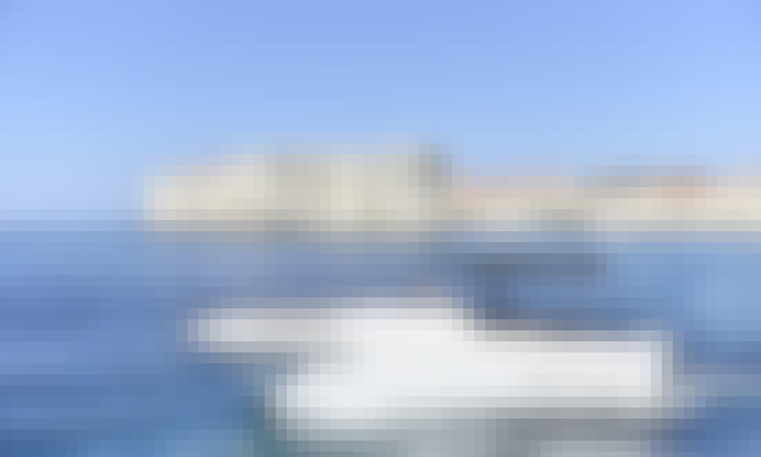 Atlantic Open 750, speedboat rental in Dubrovnik