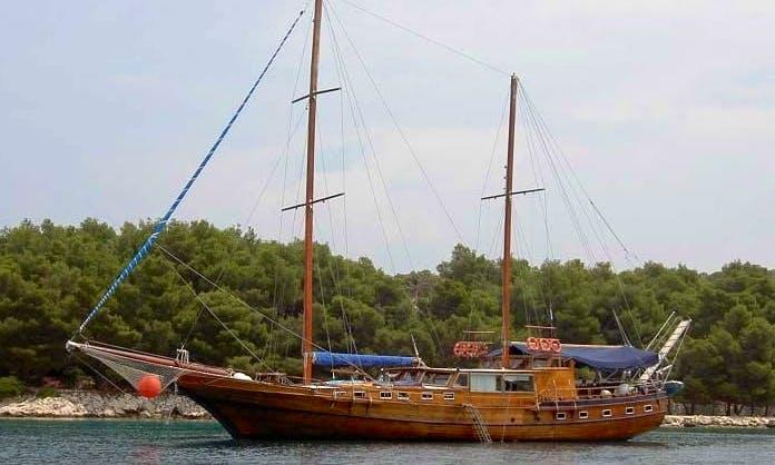 Gulet Rental in Rijeka