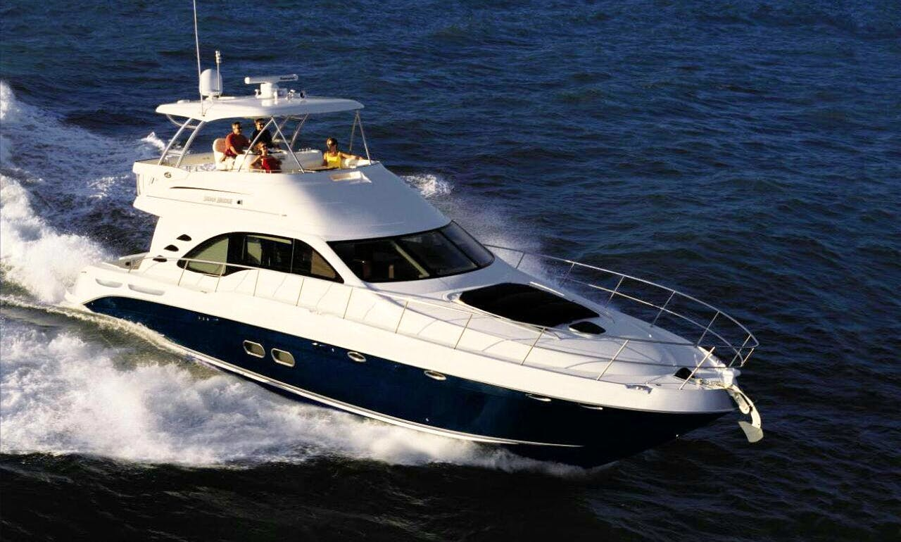 58ft Sea Ray Power Mega Yacht Rental in Puerto Vallarta, Mexico