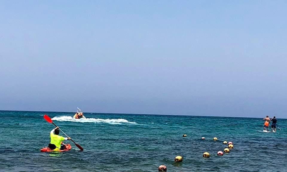 Great Kayaking Experiences in Nahariyya, Israel