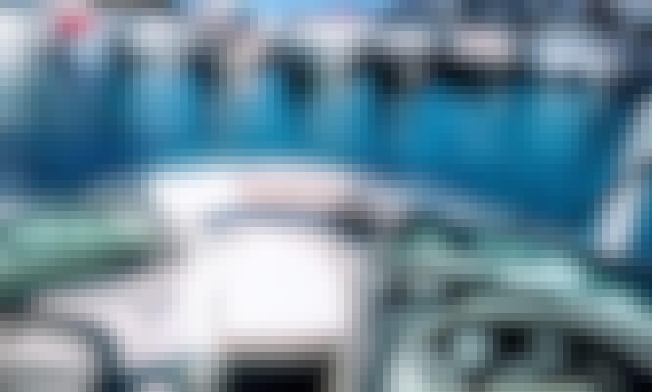 Monterrey 228 Bowrider Rental for 8 People in Almuñécar, Spain