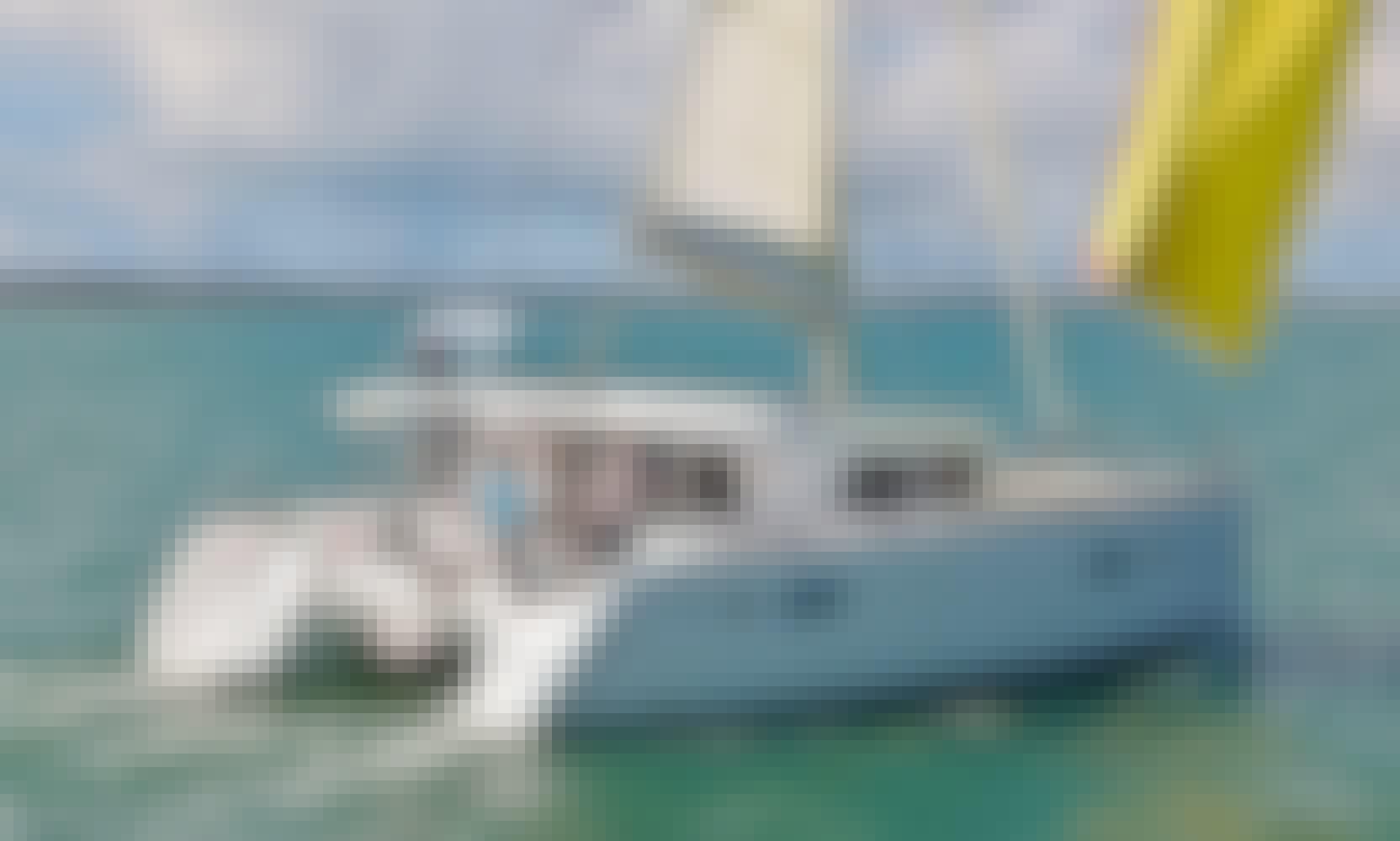 Lagoon 400 S2 Sailing Catamaran Charter for 1 Week in San Vincenzo, Italy