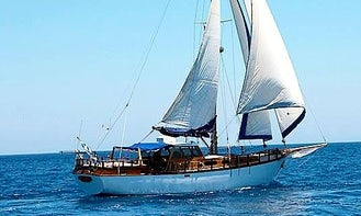 Sailing with Anny in Agios Nikolaos