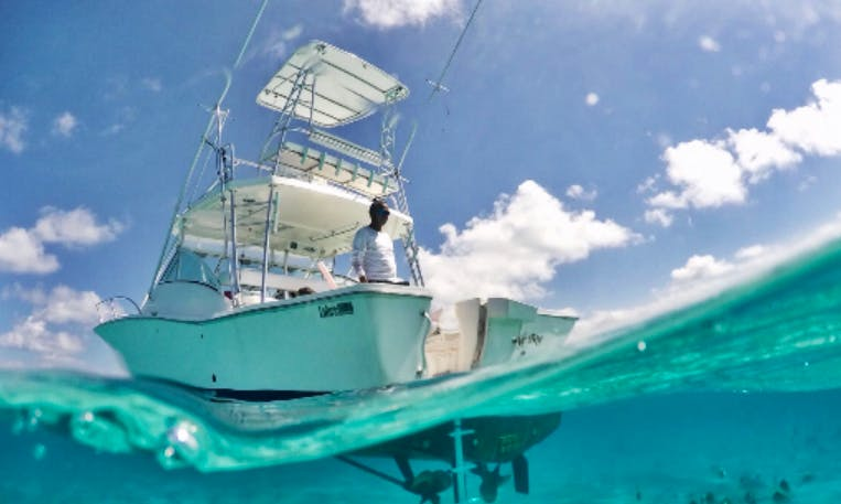 Friendly, Fun, And Exciting Fishing Experience In George Town, Cayman Islands!