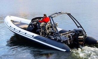 Charter 26' Osprey Vipermax Leisure Rigid Inflatable Boat in Knokke-Heist, Belgium